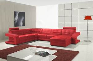 red sectional sleeper sofa teachfamiliesorg With red sectional sofa with sleeper
