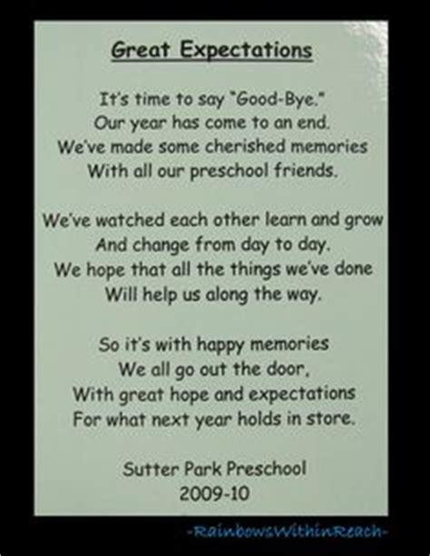 what to say at a preschool graduation preschool recite at graduation just b cause 266
