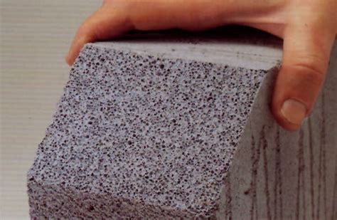 aerated concrete  foamed  cellular  gas