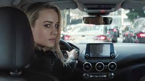 Brie Larson Is Selling The Nissan Sentra In New Commercial