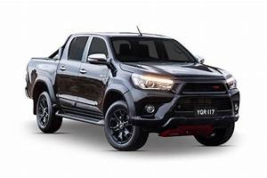 Toyota Hilux 2017 : 2017 toyota hilux trd black 4x4 2 8l 4cyl diesel turbocharged manual ute ~ Accommodationitalianriviera.info Avis de Voitures
