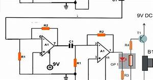 how to make a ghost detector circuit electronic circuit With create natural sound using ic mm5837 electronic circuits schematics