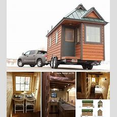 Tiny House On Wheels  Minihaus  Minihaus, Kleines