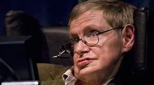 Stephen Hawking... Stephen Hawking