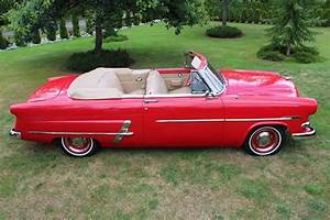 1953 Ford Sunliner Convertible For Sale Langley  British