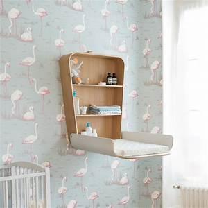 Table à Langer Murale Ikea : table langer murale noga gentle white charlie crane ~ Teatrodelosmanantiales.com Idées de Décoration
