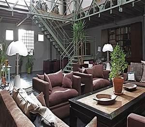 Objet Deco Style Industriel : d coration industrielle floriane lemari ~ Melissatoandfro.com Idées de Décoration