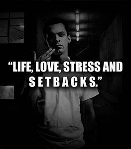 Yesterday - Atm... Stress Rap Quotes