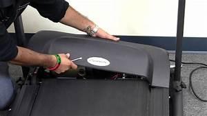 Eletric Treadmill - Speed Sensor Adjustment