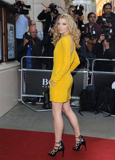 natalie dormer legs 2 as you rock your color don t forget your basics