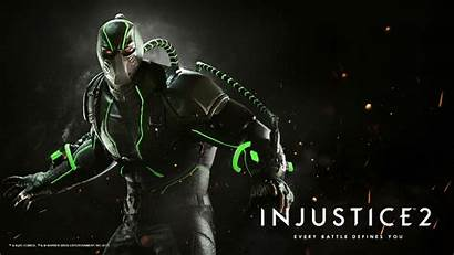 Injustice Bane Dc Comics Wallpapers Desktop Darkseid