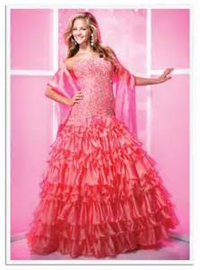Ugly Pink Prom Dresses