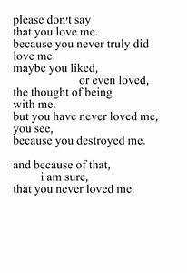 Short Sad Love Poems Tumblr: Happy love poems tumblr live ...
