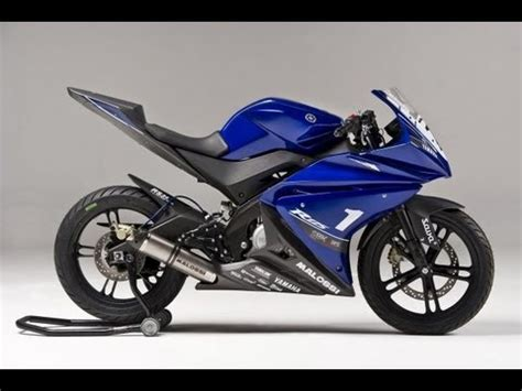 yamaha yzf r125 sportauspuff yamaha yzf r125 detailed review