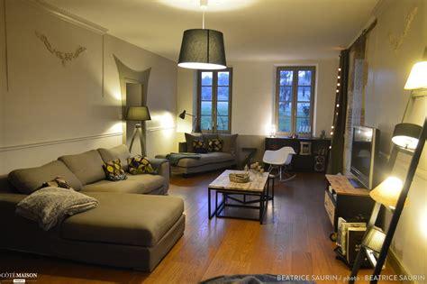 Decoration Salon Maison Conception Et D 233 Coration Salon Maison De Ma 238 Tre B 233 Atrice Saurin C 244 T 233 Maison