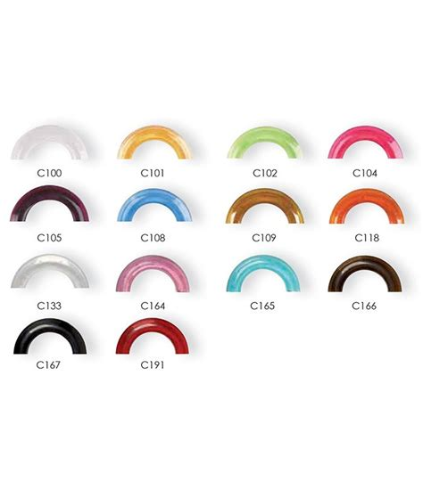 rubans h 233 raud oeillets rideaux 224 clipser 233 cru transparent 216 44mm