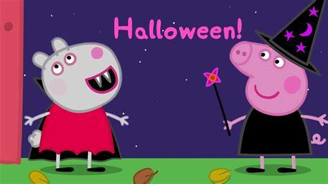 Peppa Pig Français  Halloween!  Compilation #peppapigenfrancais Youtube