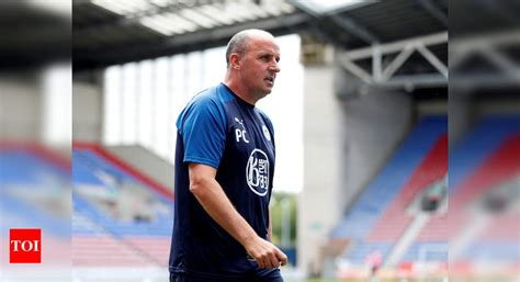 Paul Cook resigns as manager of relegated Wigan Athletic ...