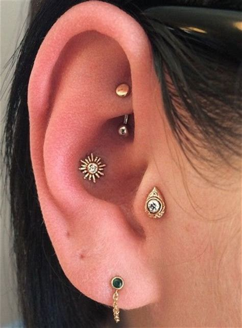 conch ear piercing all about conch piercings
