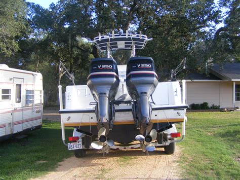 pair of 2001 yamaha ox 66 250s the hull boating and fishing forum