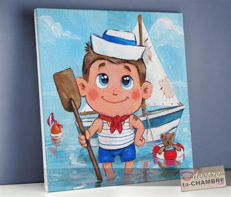 stickers phrase chambre bébé tableau pourchambre enfant petit marin vente tableau dco