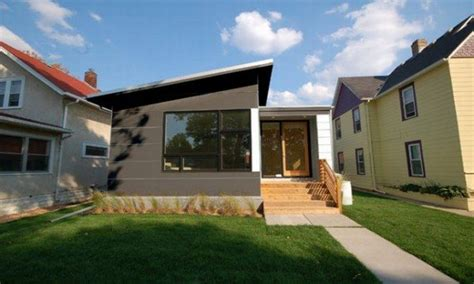 Affordable Small Prefab Homes Small Home Modern Modular