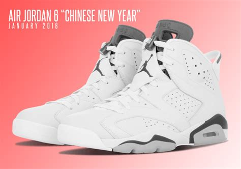 Air Jordan 6 Chinese New Year Aa2492021 Sneakernewscom