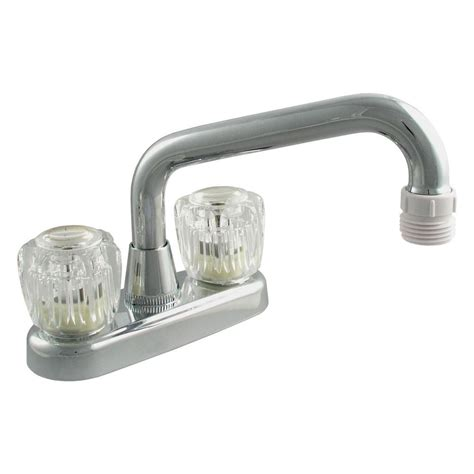 utility tub faucets ldr industries 4 in centerset 2 handle bathroom faucet in