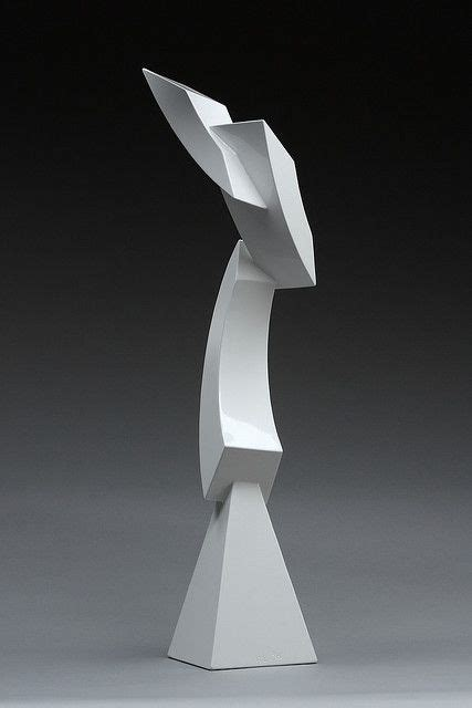 Abstract Shapes Sculpture by Transfigure Leichliter Like The Shapes Put Together