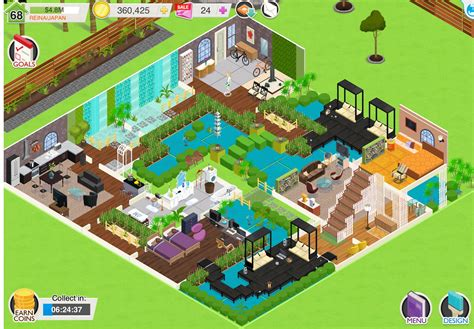 home design story reinajapan page