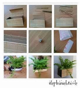 Objet Bambou Faire Soi Meme : diy d co v g tale magnet vegetal faire soi m me un pot magn tique pour une plante ~ Melissatoandfro.com Idées de Décoration