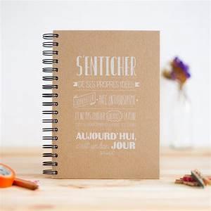 Carnet Page Blanche : cahier spirale mr wonderful ~ Teatrodelosmanantiales.com Idées de Décoration
