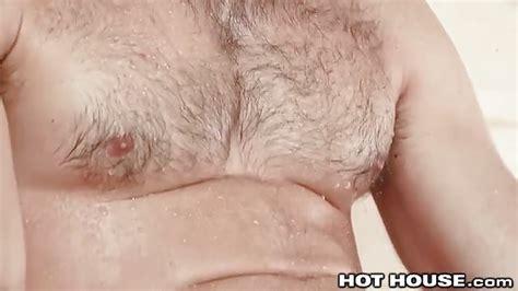 Aussie Hunk Fucks A Horny Bottom At A Sauna
