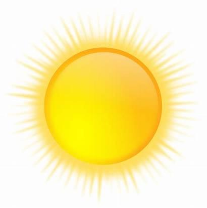 Matahari Cuaca Cerah Pixabay Gambar Sun Sinar
