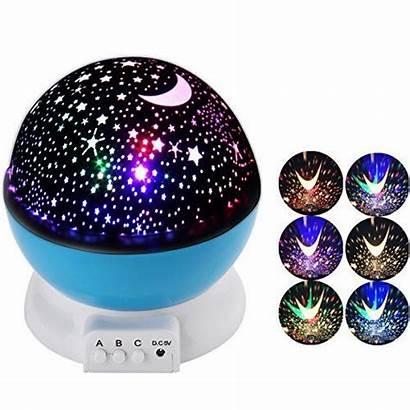 Night Led Lamp Starry Lighting Bedroom Gift