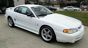 There's A New 1995 Ford Mustang Cobra R Still In Plastic Wraps For Sale! | Carscoops