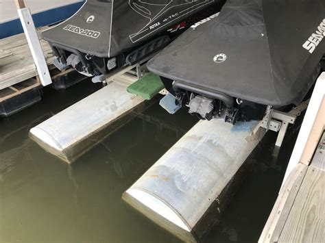 6000LB Galva Lift - Dock Dealers - Used Docks, Lifts For ...