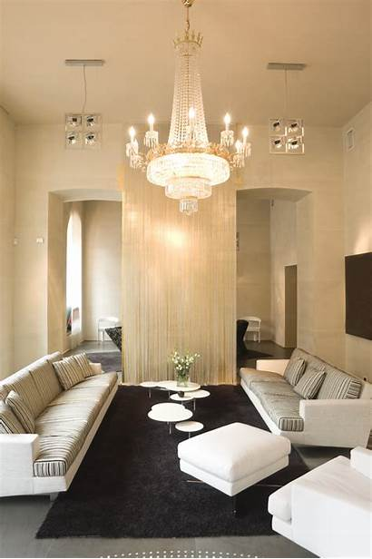 Living Casual Space Decoration Ceiling Woonkamer Decorate