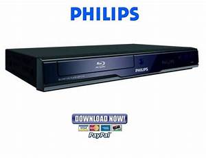 Philips Bdp5110 Service Manual  U0026 Repair Guide