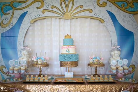 karas party ideas princess cinderella themed birthday