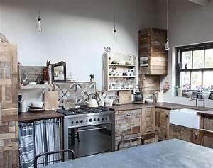Küche Aus Paletten : 10 unglaubliche k che designs mit palettenmobel aus paletten mobel aus paletten ~ Eleganceandgraceweddings.com Haus und Dekorationen