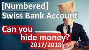 Bank Pay Ag Rechnung : anonymous numbered swiss bank account can you hide money youtube ~ Themetempest.com Abrechnung