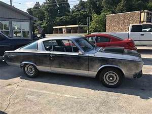 1966 Plymouth Barracuda For Sale On Classiccars Com