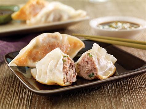 what are pot stickers pork and scallion pot stickers pork recipes pork be inspired