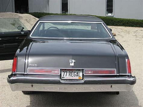 1977 Buick Regal For Sale Dixon, Illinois