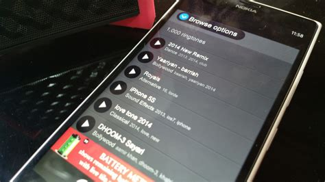 zedge app for windows phone unofficial