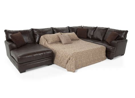 bobs furniture leather sofa no phony gimmicks just