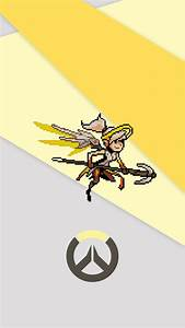 I Made A Material Themed Phone Wallpaper For Every Hero