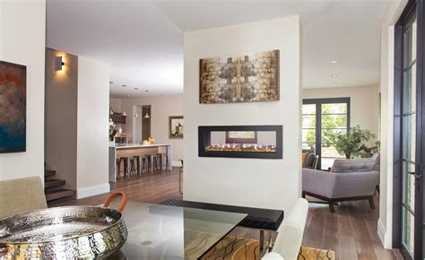 Napoleon To Introduce See Through Electric Fireplace At