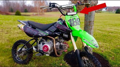 Best Pit by Best Pit Bike Upgrade Kx125 Update 3